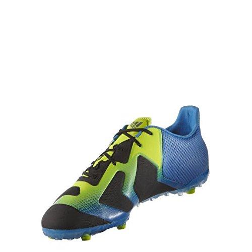 san francisco 597f8 bbf22 adidas Ace 16 + tekkers TF - Botas de fútbol para Hombre Talla5  Amazon.es Deportes y aire libre