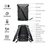 NIID-UNO II Business Laptop Backpack Multipurpose