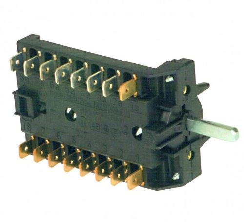 Schalter 3075/2, passend zu Gerä ten von:EBD, Seppelfricke, Merloni Ersatzteilpartner