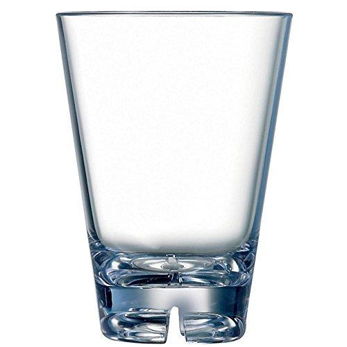 Arcoroc E6134 Outdoor Perfect 10 Oz. Rocks Glass - 36 / CS by ARC Cardinal