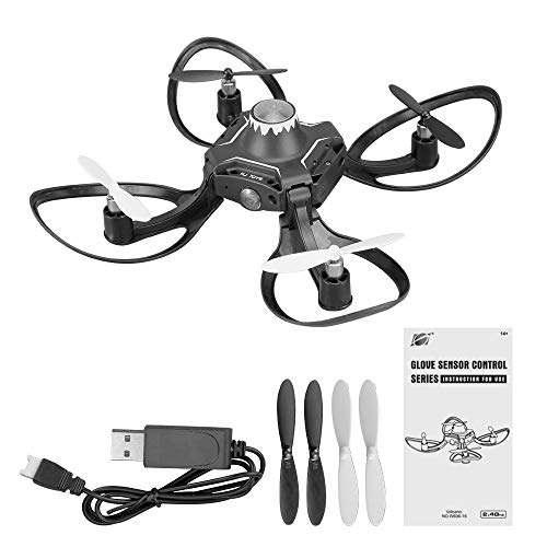 Xindda Mini Drone Gesture-Sensing Aircraft Drone Indoor Or Outdoor2.4G 3D Flip Function, Ship from USA
