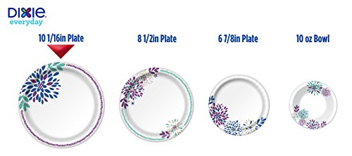 Large Product Image of Dixie Everyday Paper Plates, 10 1/16