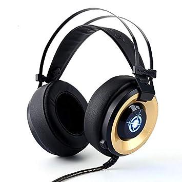 Auriculares Gaming Headset 7,1 tarjeta de sonido ...