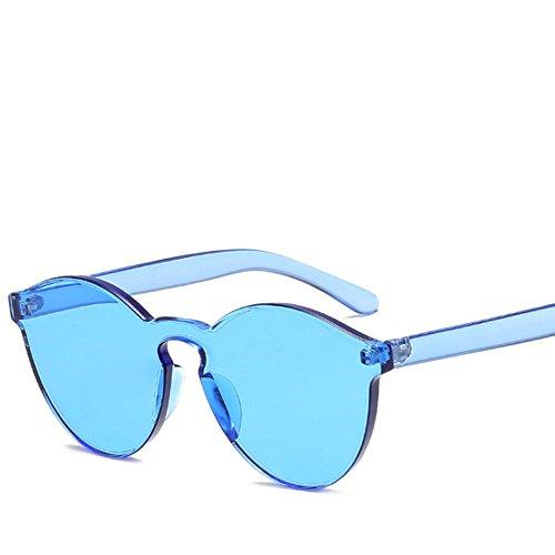 nbsp;mm nbsp;× Bordes 54 de 1 Sol Gafas ftalatos Gafas farbene de BIGBOBA sin 54×58×145mm Unisex Gris Gris Sol 865qx