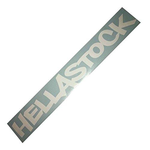 (Rdecals Hellastock Windshield Banner Decal/sticker 4