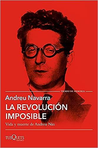 La revolución imposible de Andreu Navarra