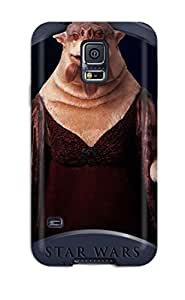 Ideal ZippyDoritEduard Case Cover For Galaxy S5(star Wars Episode I Phantom Menace People Movie), Protective Stylish Case