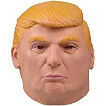Smays Donald Trump Mask (Latex Rubber, Full Head, Small Eye)