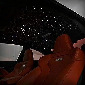 Corpereal 12v Car Rgb Led Fiber Optic Star Light Kit For
