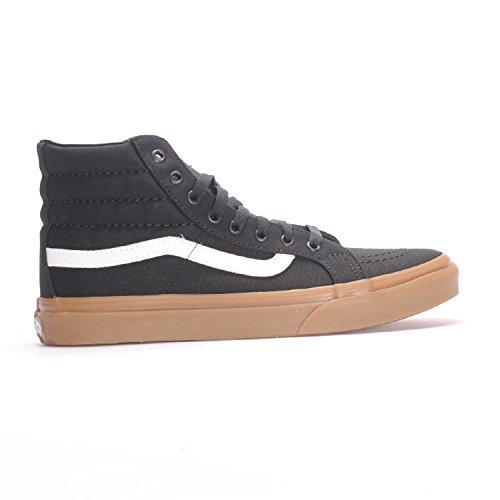 Vans Damen UA Sk8-Hi Slim Hohe Sneakers (Light Gum) Black