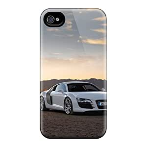 Protector Hard Phone Cases For Iphone 6plus With Customized Beautiful Audi R8 Pictures IanJoeyPatricia