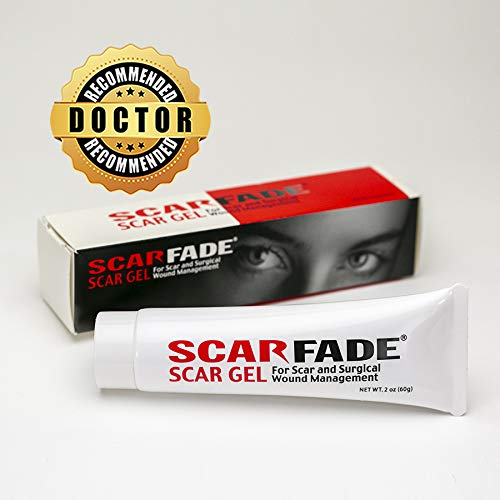 Scarfade Silicone Gel for Scar Therapy - 60g Tube
