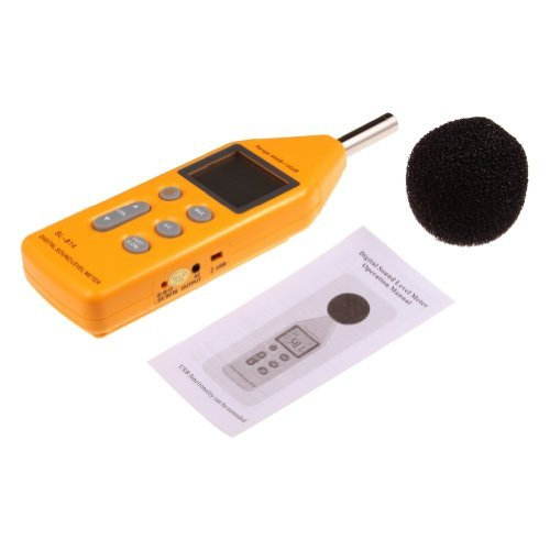 SL-814 Digital Sound Level Meter