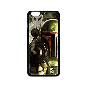 Droid War Design Plastic Case Cover For Iphone 6