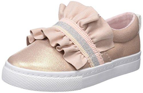 Gioseppo 43909, Zapatillas Sin Cordones Para Niñas Rosa (Nude)