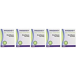 Prodigy Bundle Deal Savings 250 Ct Test Strips