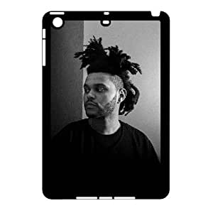 3D [The Weeknd Series] IPad Mini 2D Cases the Weeknd Moustache, Case for Ipad Mini 1 2 3 Tyquin - Black by icecream design