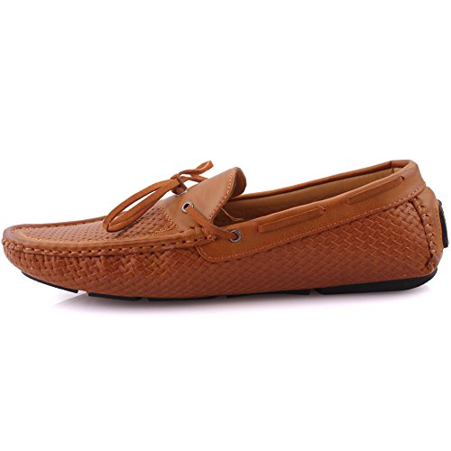 11 Size Unze de Formal Mens Mocasines Otis Penny Bronceado 6 UK S0rqzSw