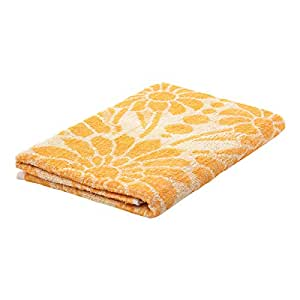 Cotton World Cotton Bath Towel - Orange