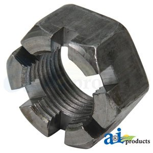 A&I Products NUT 7/8-14 SLOTTED REG PART NO: A-87016563