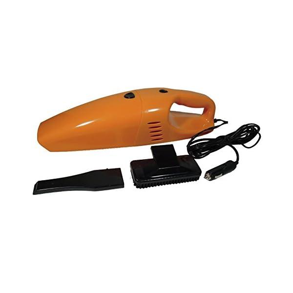 Car Vacuum Cleaner - 100W Portable Handheld Auto Vacuum Cleaner by OXUE - Lightweight Cleaner Dustbuster (Black)
