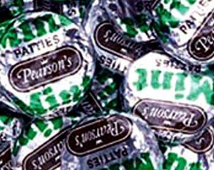 Dollar High Mint - Pearsons Mint Patties: 4 LBS