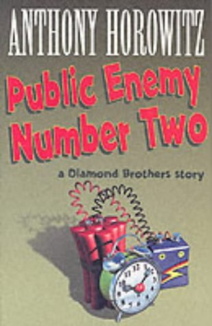 Read Online Public Enemy Number Two (Diamond Brothers Story) pdf