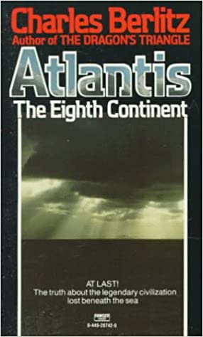 Book -- ATLANTIS: THE EIGHTH CONTINENT