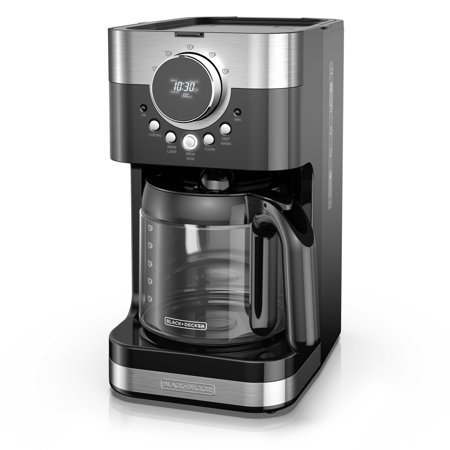 Amazon.com: Blac + decker - Cafetera programable de fácil ...