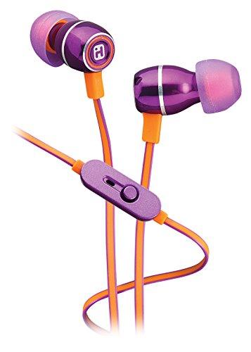 iHome iB18UE Isolating Earphones Remote