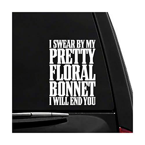 (I Swear by My Pretty Floral Bonnet - Firefly - Vinyl Vehicle)