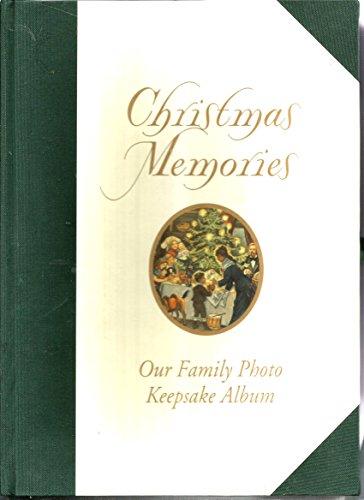 Christmas Memories: Our Family Photo Keepsake -