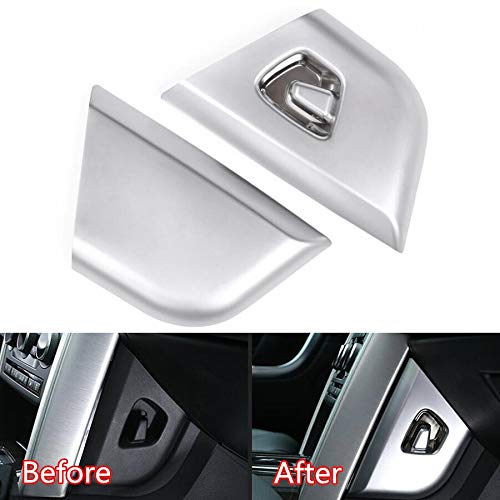 Car Interior Front Central Console Dashboard Side Decoration Cover Trim Styling Sticker For Discovery Sport 2015-2017