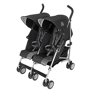 Amazoncom Maclaren Twin Triumph Blackcharcoal Baby