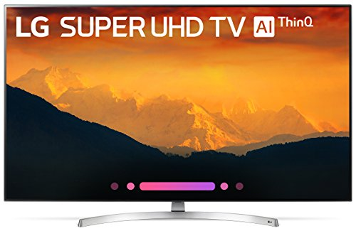 LG Electronics 55SK9000 55-Inch 4K Ultra HD Smart LED TV