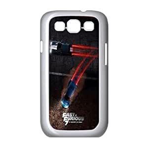 ZK-SXH - fast and furious 7 Personalized Phone Case for Samsung Galaxy S3 I9300,fast and furious 7 Customized Phone Case