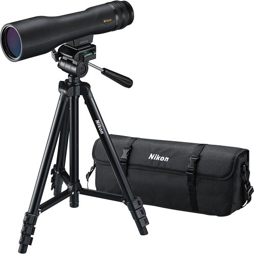 Nikon ProStaff 16 48x60mm Fieldscope Outfit