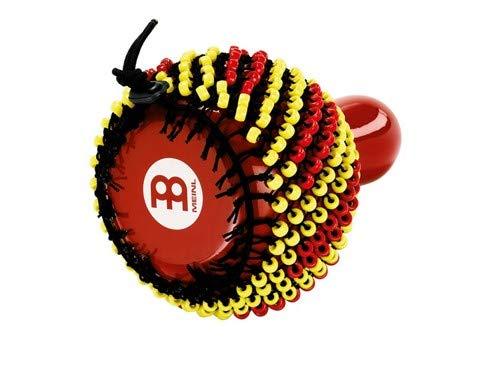 Meinl Percussion CA7R Premium Fiberglass Cabasa, Red