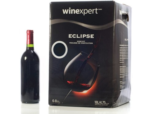 Eclipse Napa Valley Stags Leap District Merlot with Grape Skins