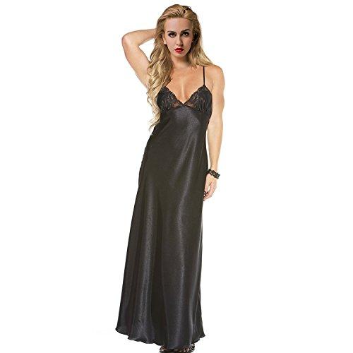 etaoline-womens-black-lace-trimmed-satin-charmeuse-full-length-long-gownblackmedium