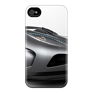 Premium FWw55916XXal Cases With Scratch-resistant/ Koenigsegg Agera Cases Covers For Iphone 6