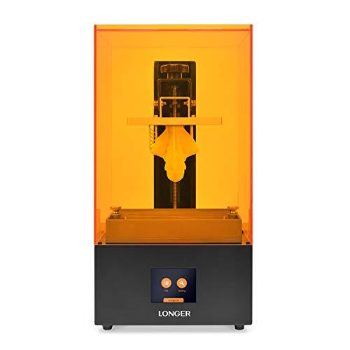LGT Longer Orange 30 SLA 3D Printer, 2K Precision Resin LCD 3D Printer with Upgraded Parallel UV LED Light, Fast Cooling…