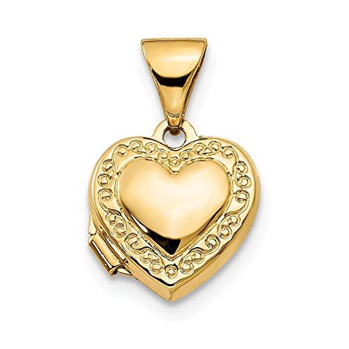 FB Jewels Solid 14K Yellow...