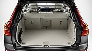 Volvo Original Xc60 Modelljahr 2018 Gepäckraumgitter Aus Stahl Auto
