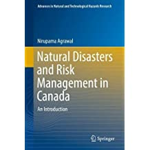 Natural Disasters and Risk Management in Canada: An Introduction