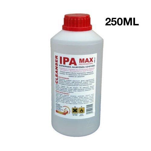Detergente limpiador ultrasó nico de alcohol isopropí lico IPA, 250 ml, puro al 99,9% MARWIS