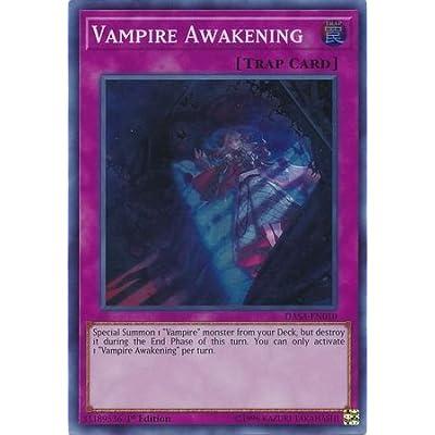 Vampire Awakening - DASA-EN010 - Super Rare - 1st Edition: Toys & Games