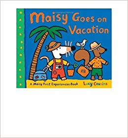 Maisy goes on vacation, Lucy Cousins