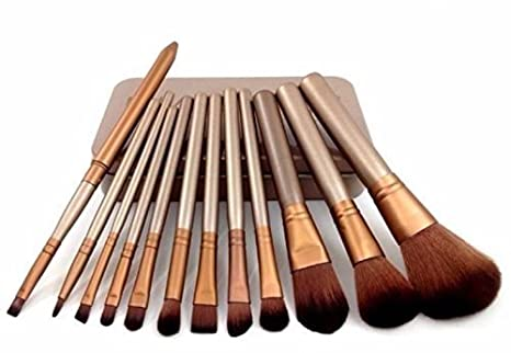 Image Unavailable. Image not available for. Colour  SKINPLUS Cosmetics  Makeup Brush Set with Storage ... 8d386d1877