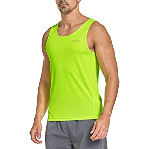 BALEAF Men's Athletic Tank Top Quick-Dry Running Shirt